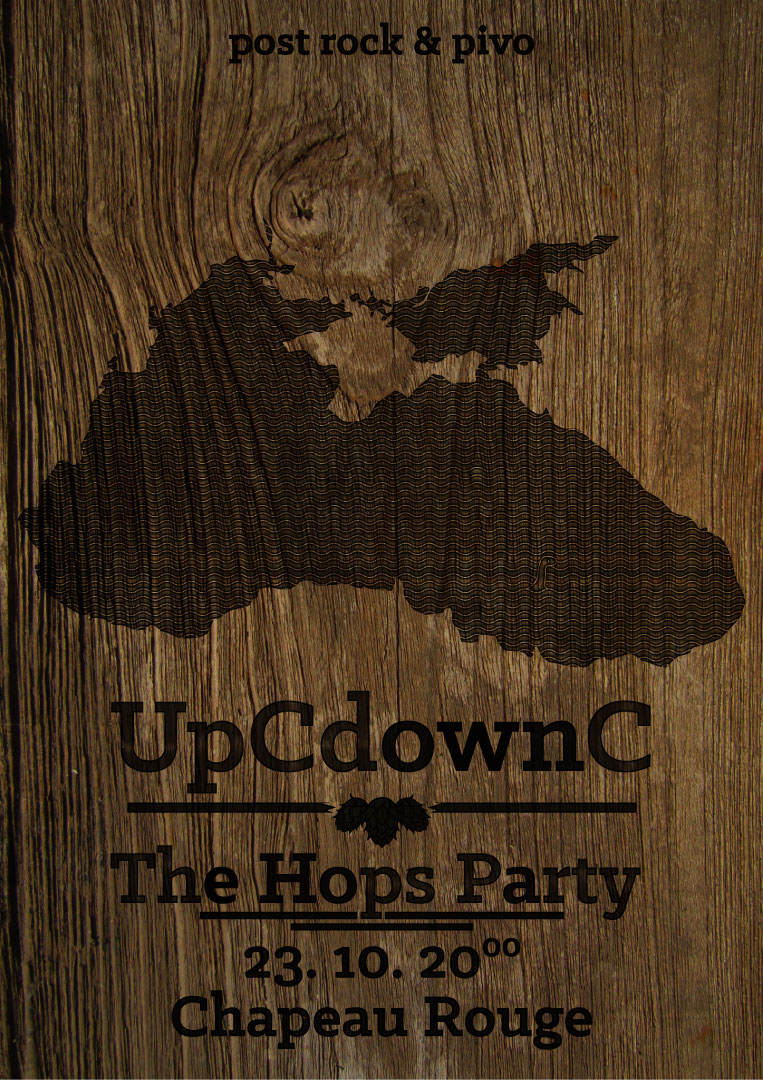UpCdownC + The Hops Party 2014