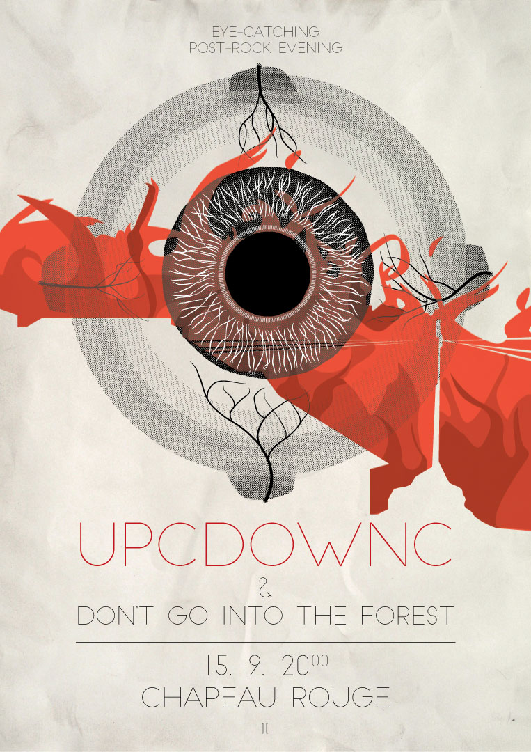 UpCdownC + Don't Go Into The Forest 2015